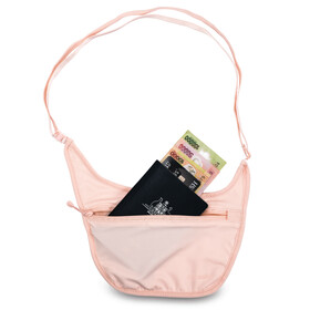 Pacsafe Coversafe S80 Secret Body Pouch Women orchid pink